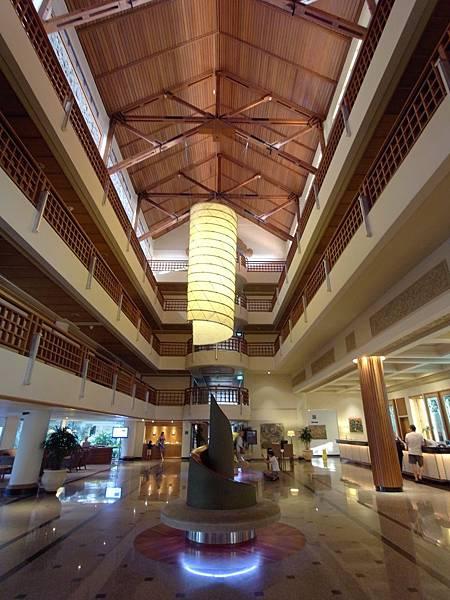 印尼峇里島THE WESTIN RESORT NUSA DUA BALI:大廳+公設.JPG