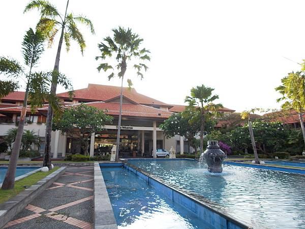 印尼峇里島THE WESTIN RESORT NUSA DUA BALI:大廳+公設 (4).JPG
