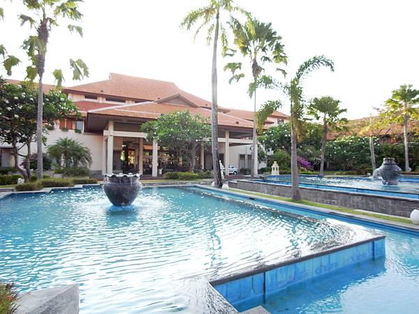 印尼峇里島THE WESTIN RESORT NUSA DUA BALI:大廳+公設 (5).JPG