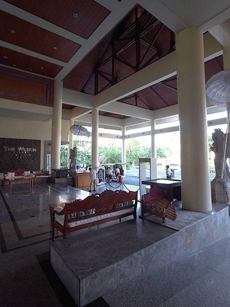 印尼峇里島THE WESTIN RESORT NUSA DUA BALI:大廳+公設 (9).JPG
