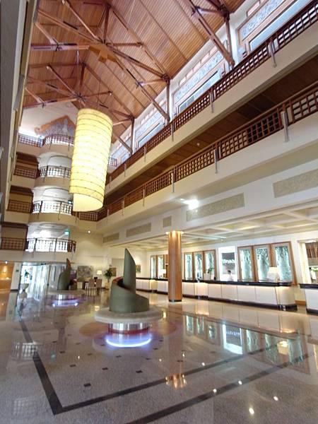 印尼峇里島THE WESTIN RESORT NUSA DUA BALI:大廳+公設 (12).JPG