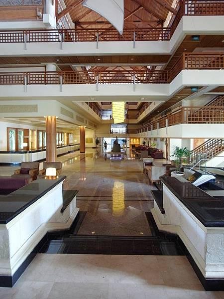 印尼峇里島THE WESTIN RESORT NUSA DUA BALI:大廳+公設 (16).JPG