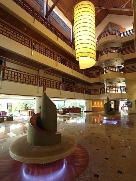印尼峇里島THE WESTIN RESORT NUSA DUA BALI:大廳+公設 (28).JPG