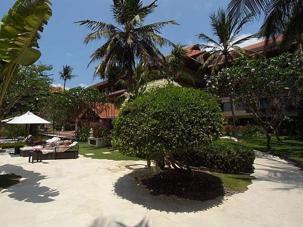 印尼峇里島THE WESTIN RESORT NUSA DUA BALI:泳池.JPG