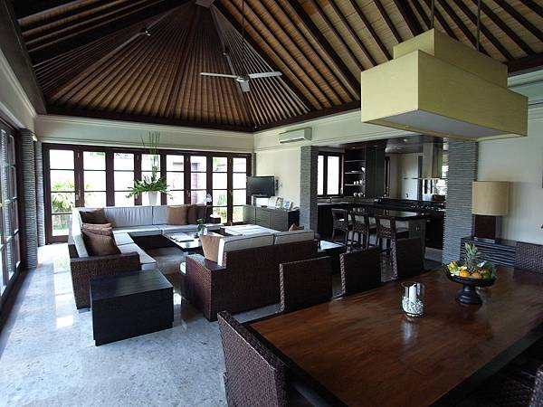 印尼峇里島SENTOSA PRIVATE VILLAS AND SPA,BALI:FOUR BEDROOM PRESIDENTIAL VILLA.JPG