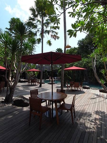 印尼峇里島SENTOSA PRIVATE VILLAS AND SPA,BALI:泳池.JPG