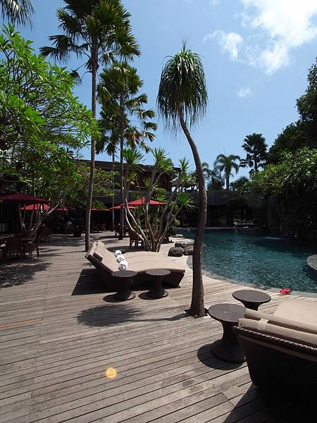 印尼峇里島SENTOSA PRIVATE VILLAS AND SPA,BALI:泳池 (4).JPG