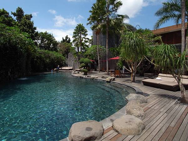 印尼峇里島SENTOSA PRIVATE VILLAS AND SPA,BALI:泳池 (7).JPG