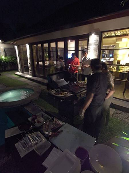 印尼峇里島SENTOSA PRIVATE VILLAS AND SPA,BALI:ROOM DINNER2 (6).JPG