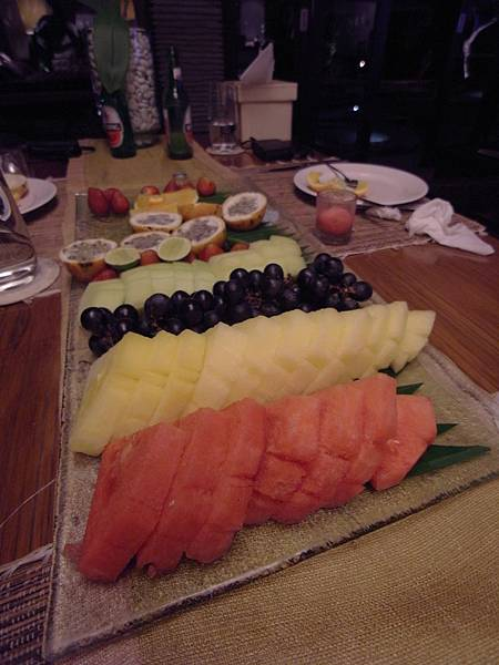 印尼峇里島SENTOSA PRIVATE VILLAS AND SPA,BALI:ROOM DINNER3.JPG