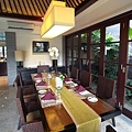 印尼峇里島SENTOSA PRIVATE VILLAS AND SPA,BALI:ROOM DINNER (1).JPG
