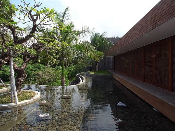印尼峇里島SENTOSA PRIVATE VILLAS AND SPA,BALI:會議室2.JPG