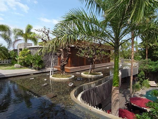 印尼峇里島SENTOSA PRIVATE VILLAS AND SPA,BALI:會議室2 (3).JPG