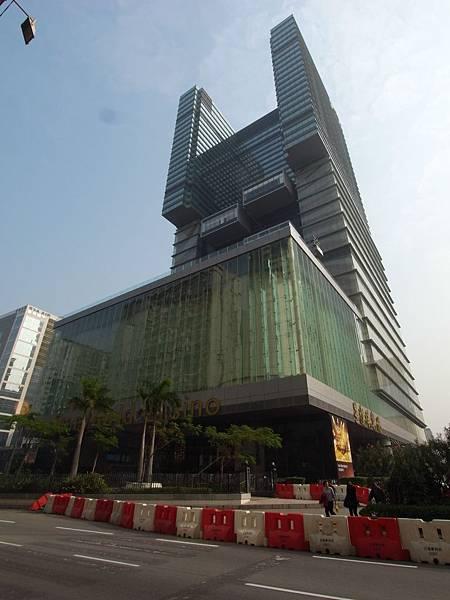 澳門星際酒店:外觀 (3).JPG