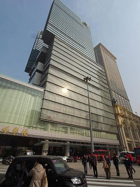澳門星際酒店:外觀 (7).JPG