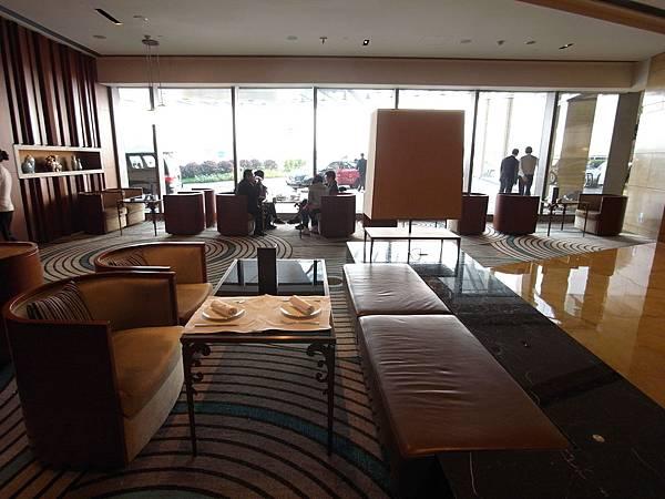澳門文華東方酒店:大堂酒廊&文華東方餅店.JPG