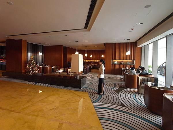 澳門文華東方酒店:大堂酒廊&文華東方餅店 (2).JPG