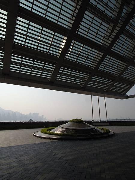 香港麗斯卡爾頓酒店:大廳 (6).JPG