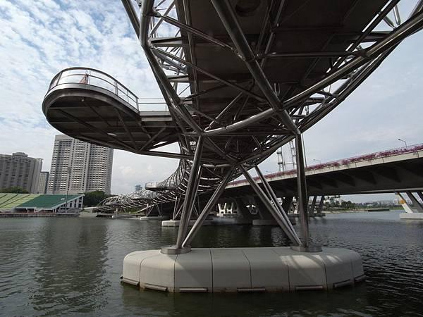 新加坡雙螺旋橋 (3)