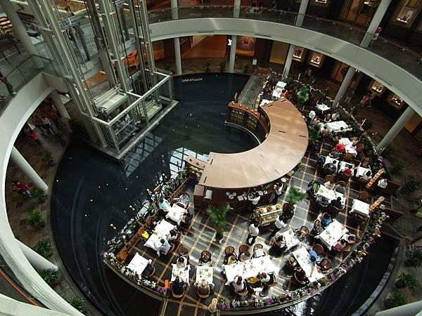 新加坡金沙購物中心:TWG Tea 茶館