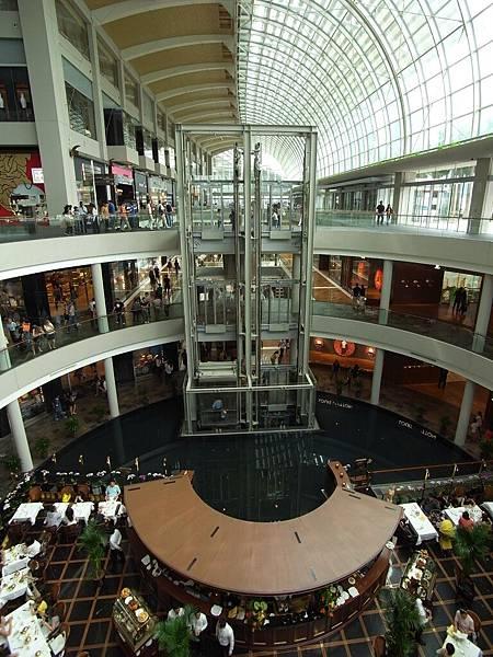 新加坡金沙購物中心:TWG Tea 茶館 (2)