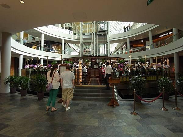 新加坡金沙購物中心:TWG Tea 茶館 (3)
