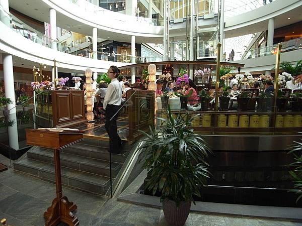 新加坡金沙購物中心:TWG Tea 茶館 (4)