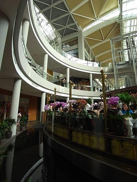 新加坡金沙購物中心:TWG Tea 茶館 (5)