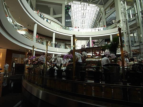 新加坡金沙購物中心:TWG Tea 茶館 (6)