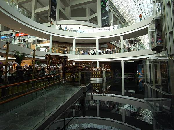 新加坡金沙購物中心:TWG Tea 茶館 (7)