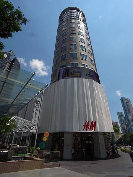新加坡Mandarin Gallery &周邊
