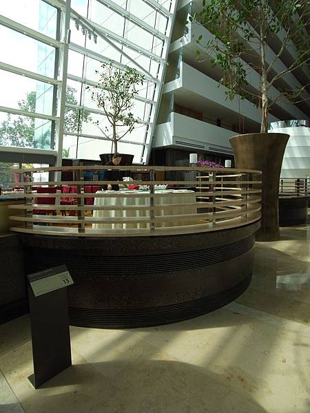 新加坡金沙酒店:金山樓 (1)