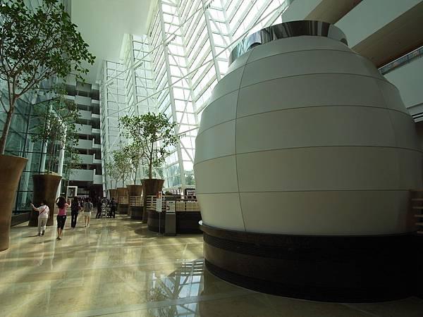 新加坡金沙酒店:金山樓 (4)