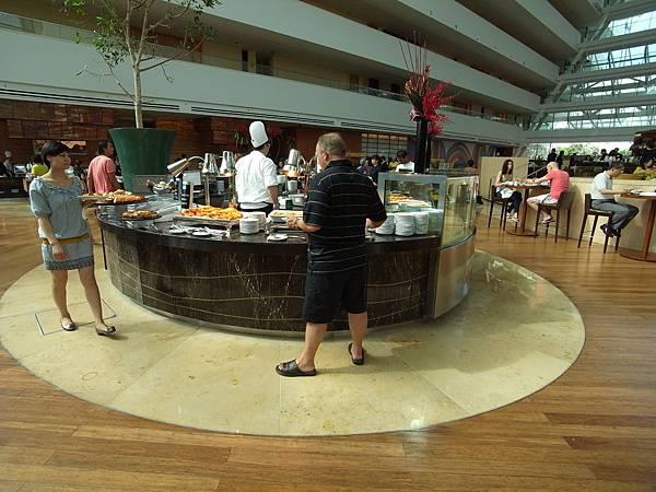 新加坡金沙酒店:Rise & Rise Lounge (4)