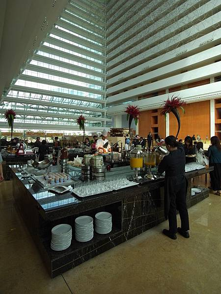 新加坡金沙酒店:Rise & Rise Lounge (6)