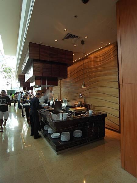 新加坡金沙酒店:Rise & Rise Lounge (8)