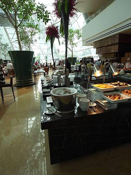 新加坡金沙酒店:Rise & Rise Lounge (10)