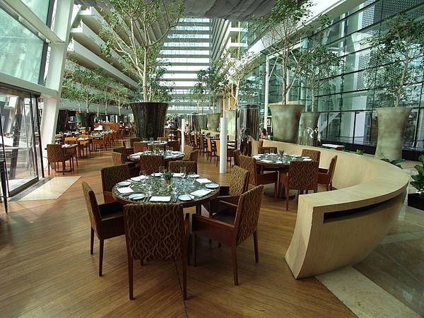 新加坡金沙酒店:Rise & Rise Lounge (17)