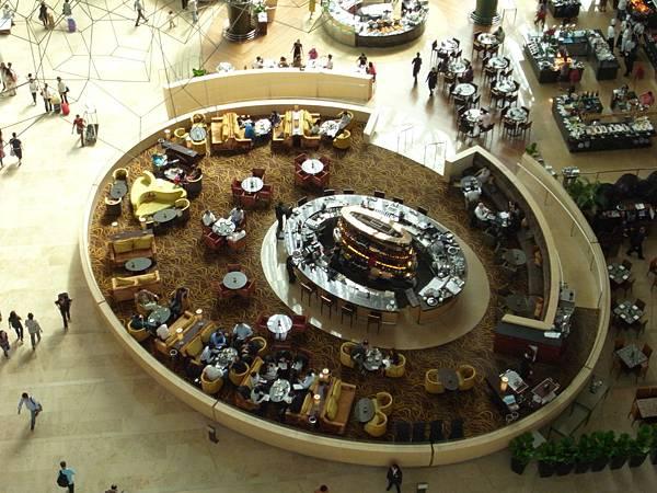 新加坡金沙酒店:Rise & Rise Lounge (34)