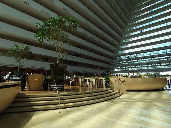 新加坡金沙酒店:Rise & Rise Lounge (35)