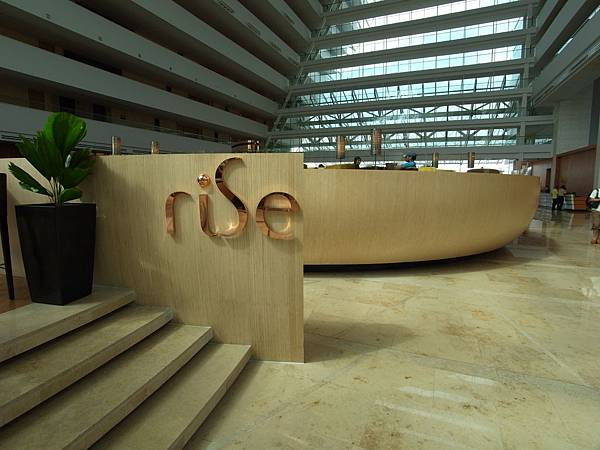 新加坡金沙酒店:Rise & Rise Lounge (28)