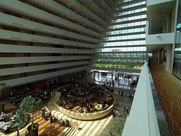 新加坡金沙酒店:大廳&公設 (12)