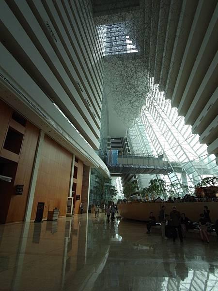 新加坡金沙酒店:大廳&公設 (1)