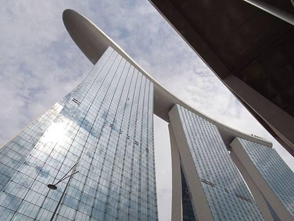 新加坡金沙酒店:外觀 (14)