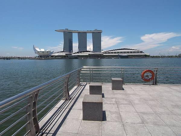 新加坡金沙酒店:外觀2