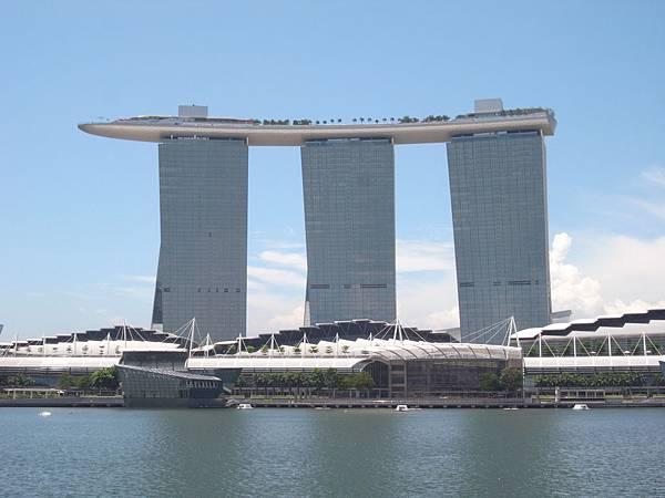 新加坡金沙酒店:外觀2 (1)
