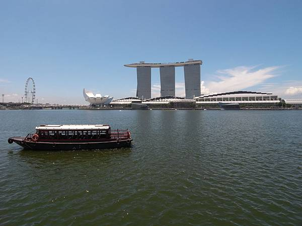 新加坡金沙酒店:外觀2 (2)