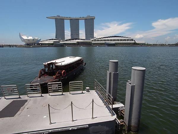 新加坡金沙酒店:外觀2 (4)
