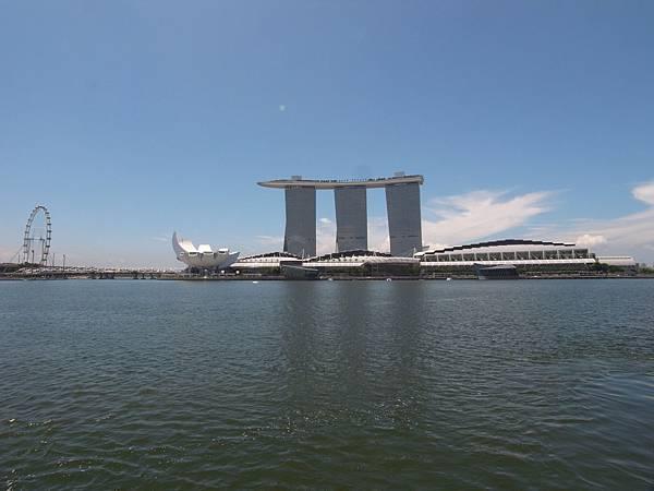 新加坡金沙酒店:外觀2 (5)