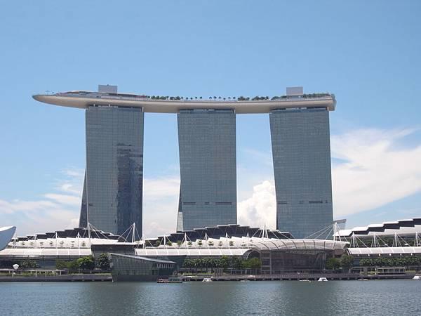 新加坡金沙酒店:外觀2 (6)